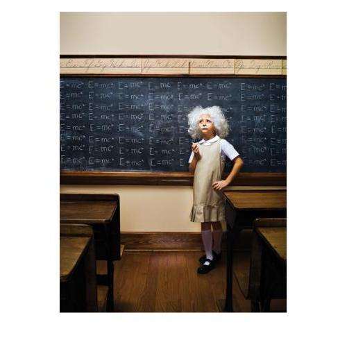 Birthday - Einstein Girl