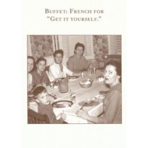 Birthday - Buffet Birthday