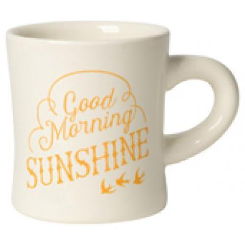 Mug Graphic-diner Good Morning Sunshine