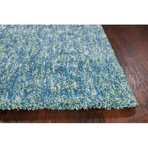 Bliss 3ft3in X 5ft3in Heather Seafoam Rug