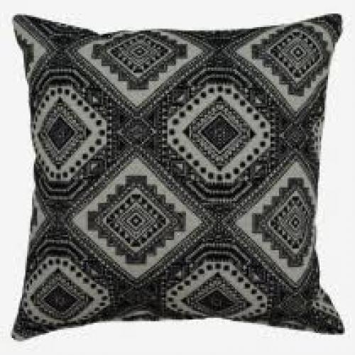 Chana Tribal Floor Pillow 26in X 26in