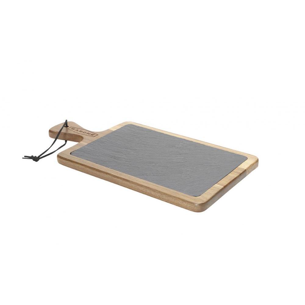 Serving Board Rectangle Wood/slate
