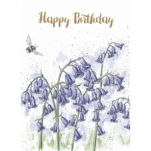 Birthday - Bluebells Birthday