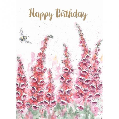 Birthday - Foxgloves Birthday