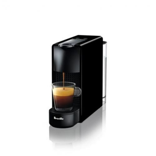 Nespresso Essenza Mini Espresso Machine - Black