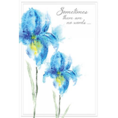 Sympathy - Irises