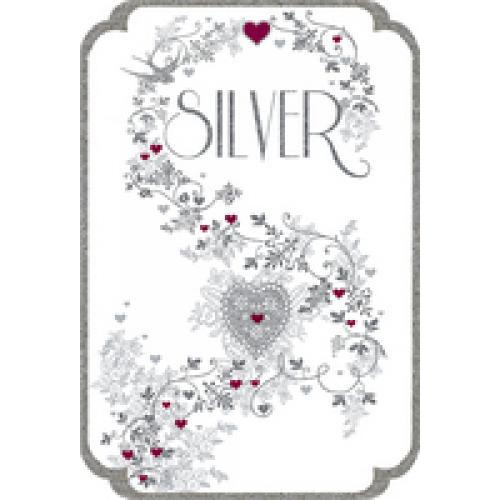 Anniversary - Silver Heart 25th Ann.