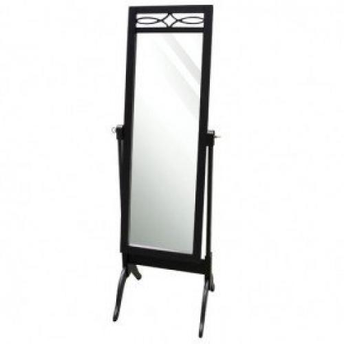 Floor Mirror Cheval Mahogany