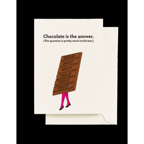 Any Occasion  - Chocolate