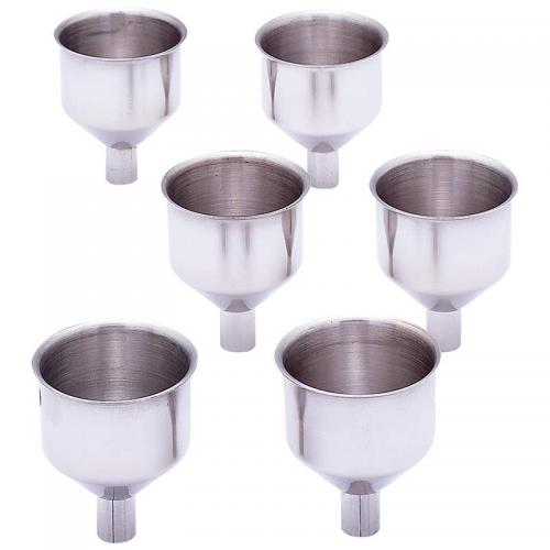 Travel Hip Flask Funnel Mini 6 Pieces (1.49ea)