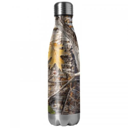 Travel Water Bottle Stainless Steel Double Wall Vacuum Camo