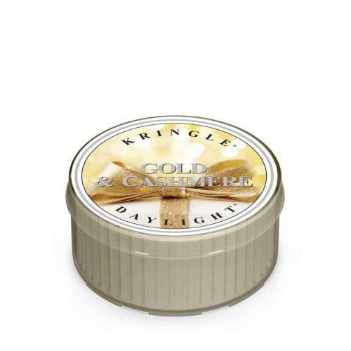 Daylight Candle Gold & Cashmere