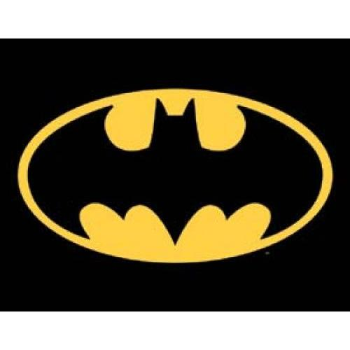 Tin Sign - Batman Logo