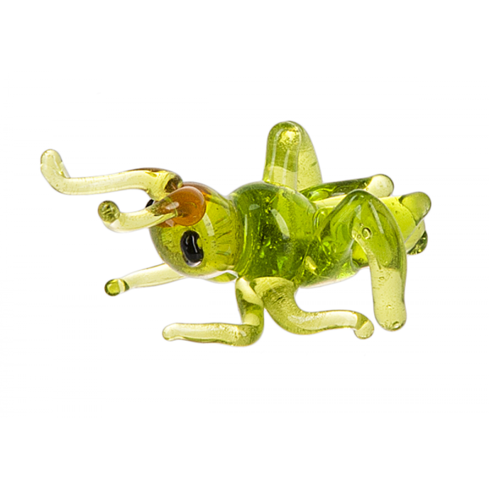 Glass Animal Grasshopper