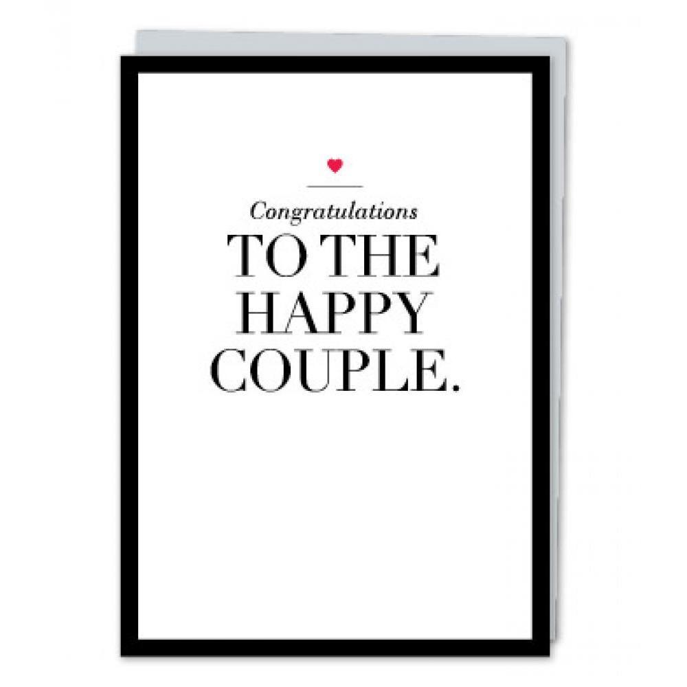Wedding - Congrats To The Happy Couple