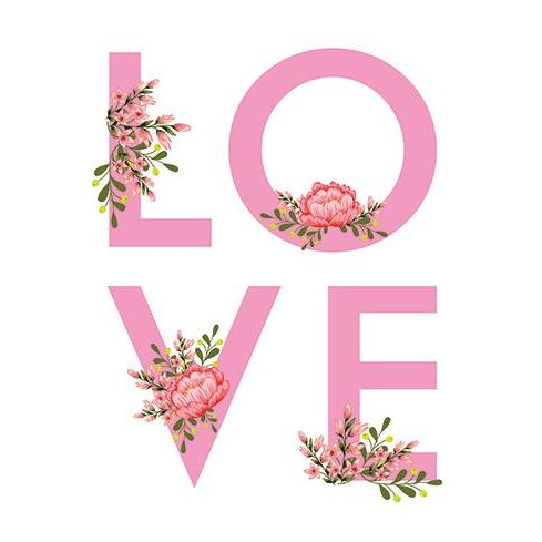 Anniversary - Love Floral