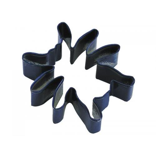Cookie Cutter Seasonal Holiday Poly-coat Spider Black 3inch