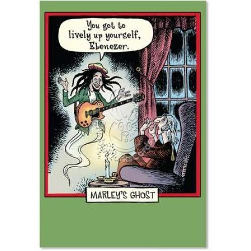 Christmas - Marley\'s Ghost