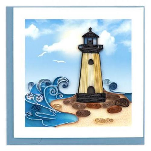 Any Occasion - Quilling Card - Lighthouse