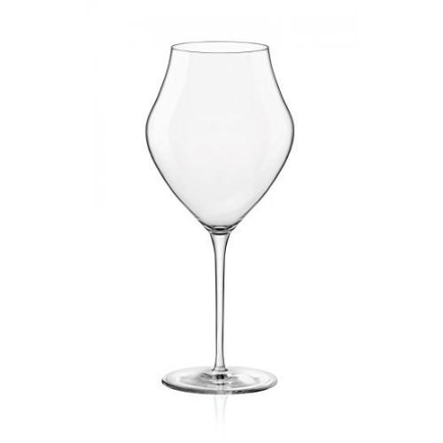 Drinkware Glass Arte Wine 12.25oz White Small