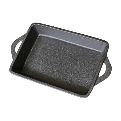 Cast Iron Single Serve Mini Rectangle Dish