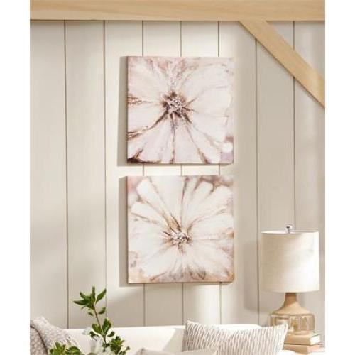 Canvas Print Flower Design