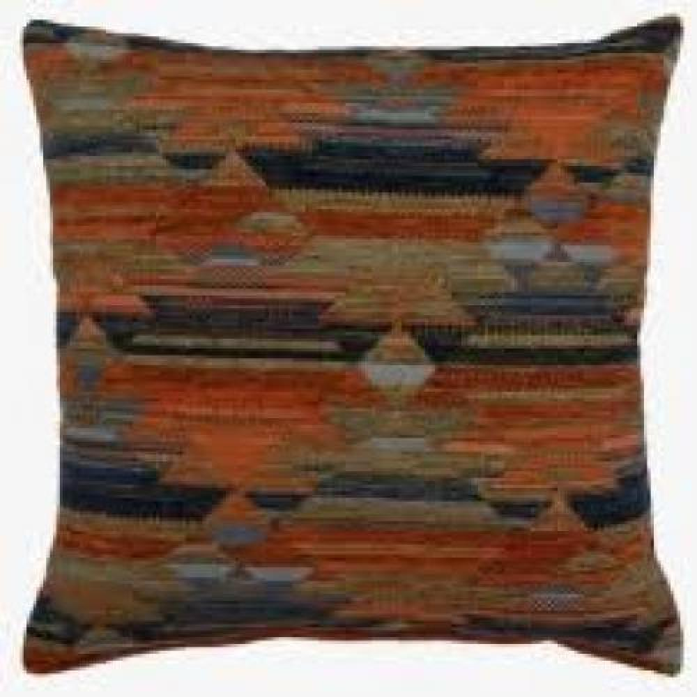 Chirico Adobe Lumbar Pillow 12.5in X 19in