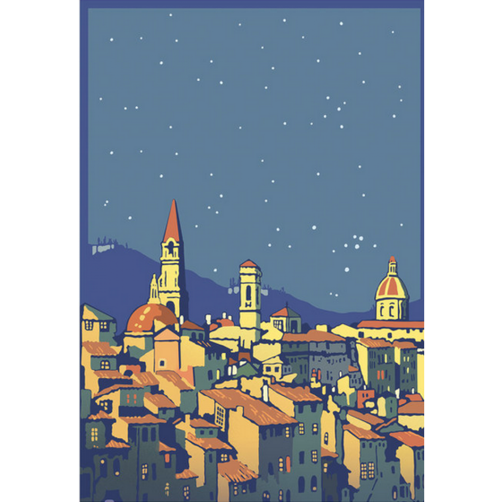 Boxed Cards - Christmas - Peaceful City