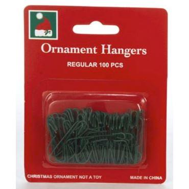 Ornament Hooks Green
