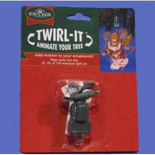 Ornament - Twirl It Motor Pigtail