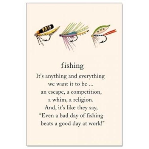 Birthday - Fishing