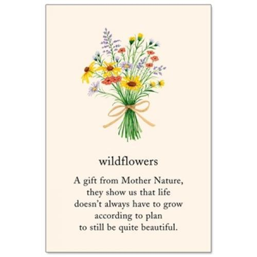 Birthday - Wildflowers