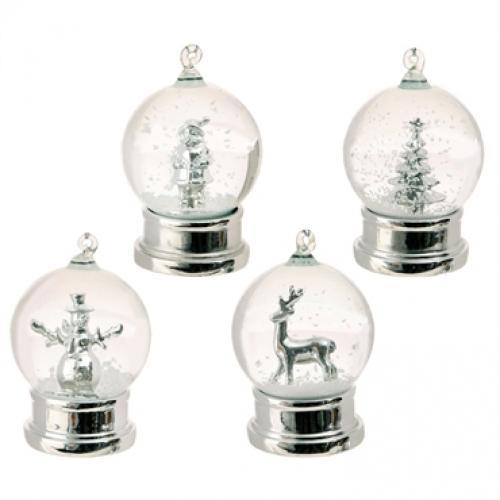 Ornament Snowglobe 2.5�