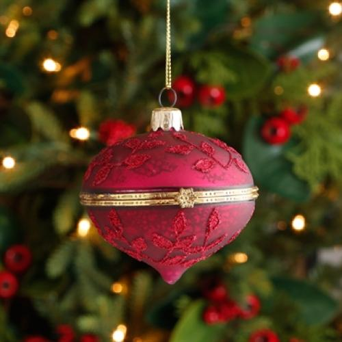 Ornament Kismet Box 3�