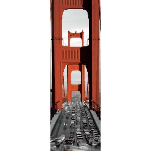 12inx36in Golden Gate Poster