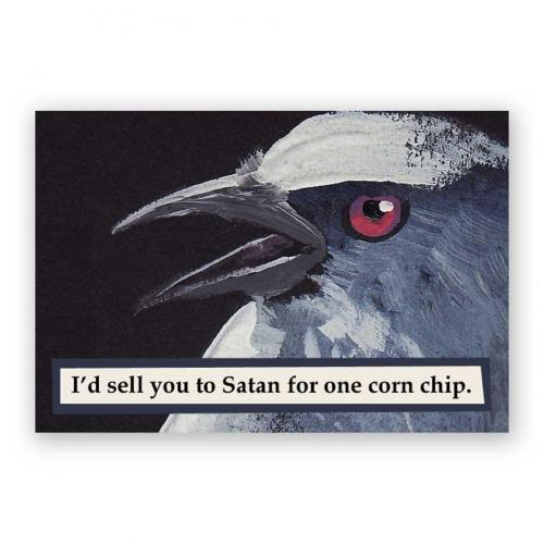 Magnet - Corn Chip