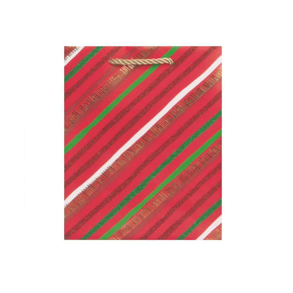 Gift Bag - Small - Graphic Holiday Mix
