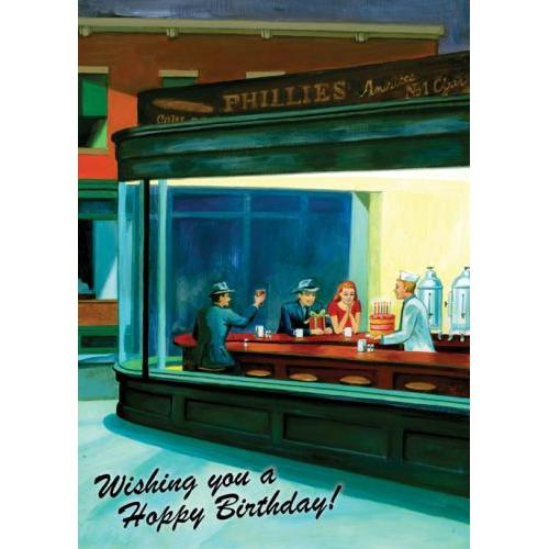 Birthday - Hopper Birthday