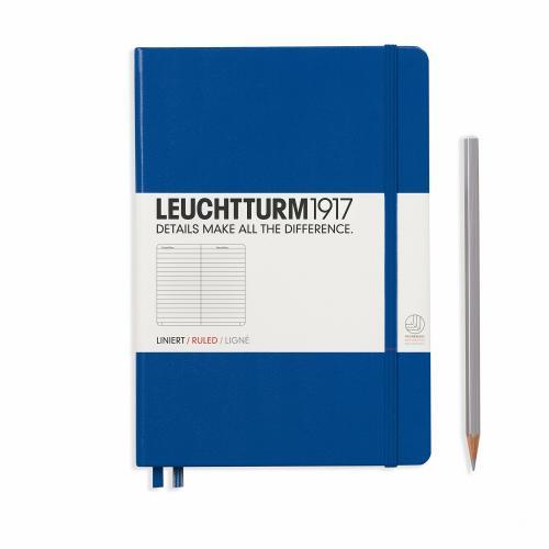 Notebook - Medium - Royal Blue - Ruled