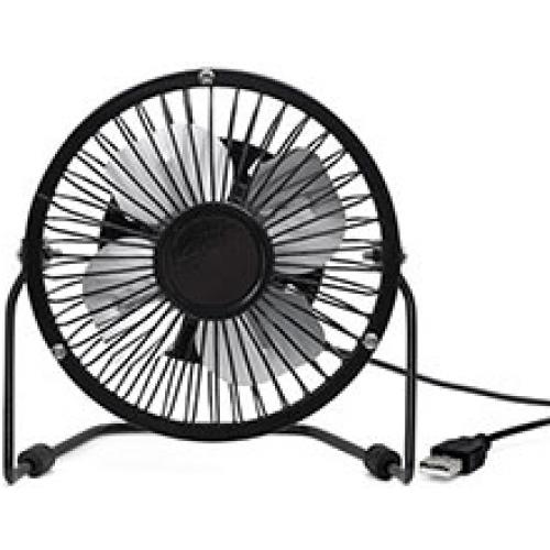 Usb Desk Fan - Black