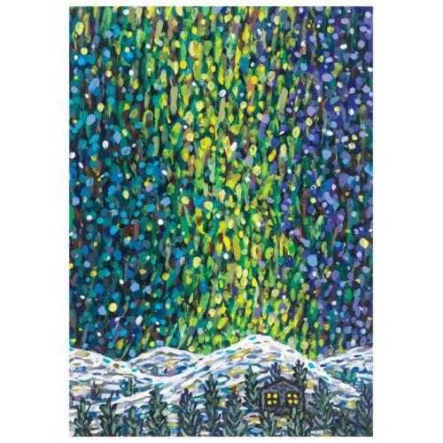 Boxed Cards - Christmas - Alaskan Aurora