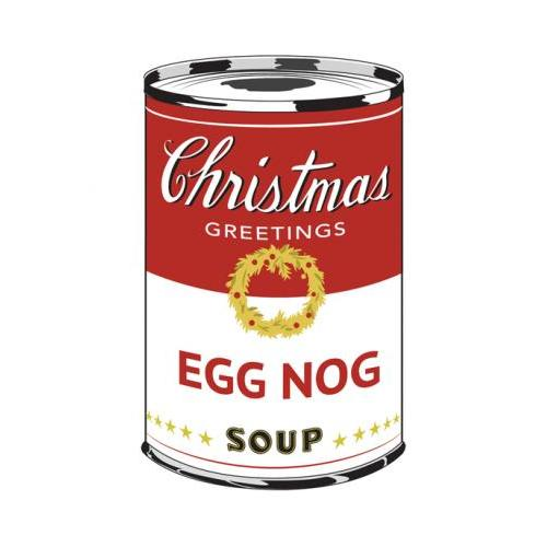 Christmas - Warhol Soup