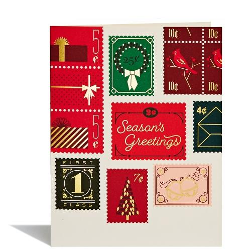Christmas - Holiday Stamps