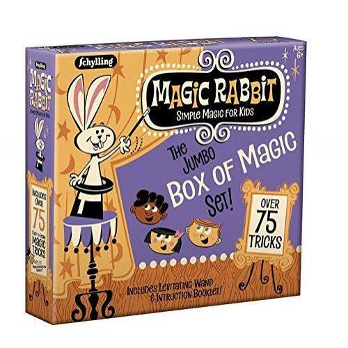 Magic Tricks Jumbo Box