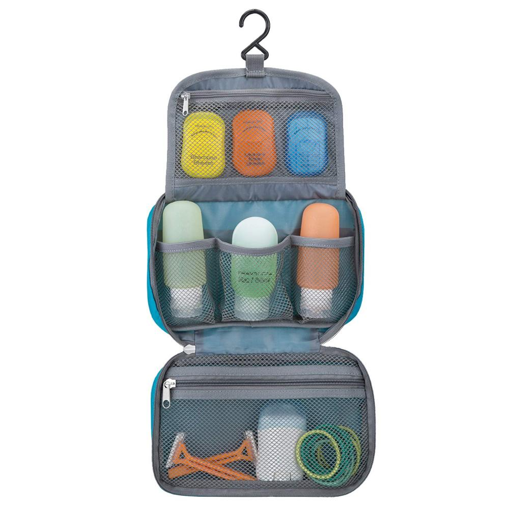 Compact Hanging Toiletry Travel Bag