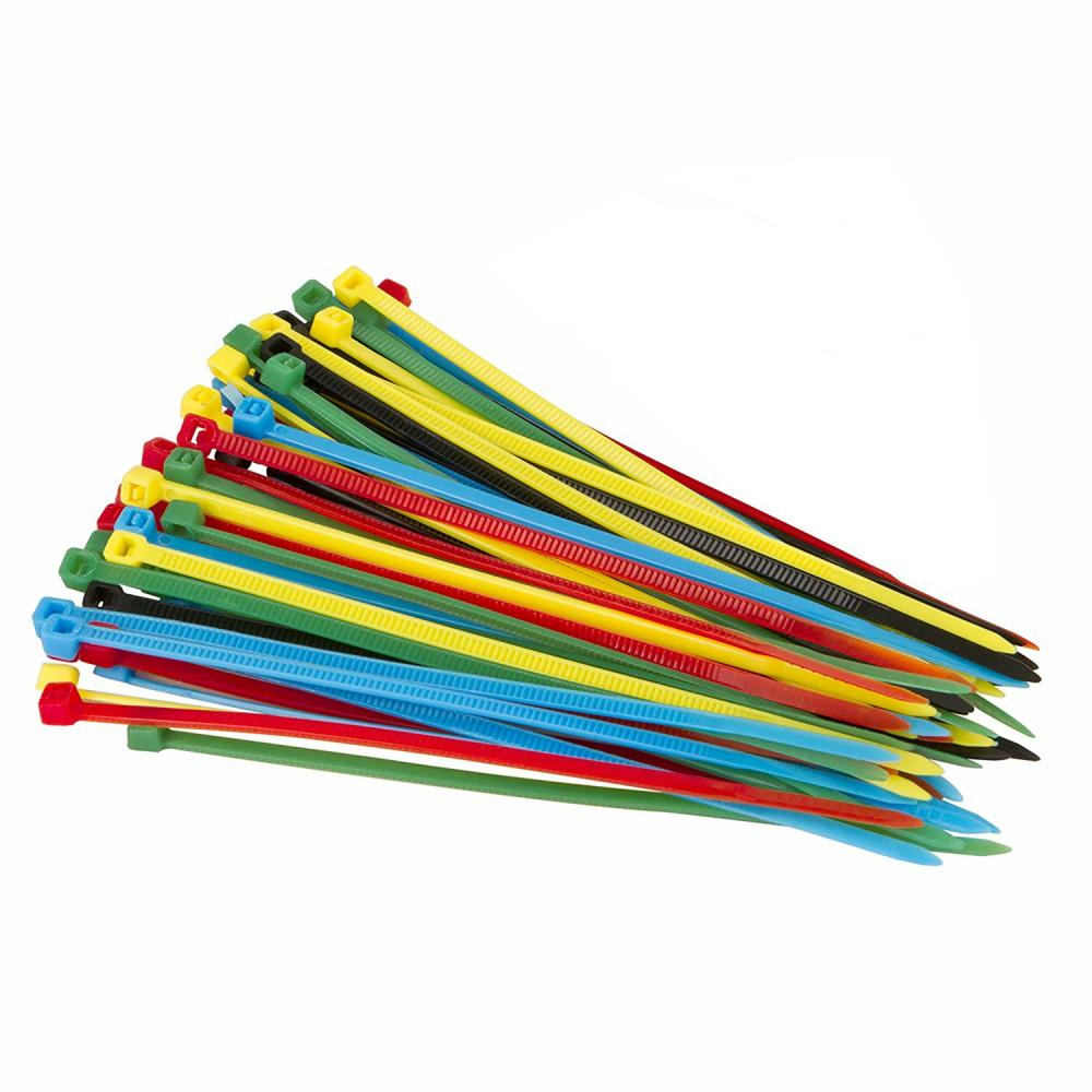 Secure-a-bag Cable Ties Assorted 60ct