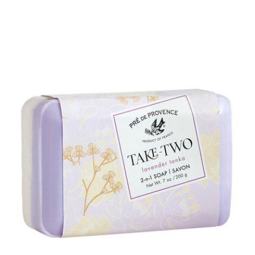 Soap Bar Take Two Lavender Tonka