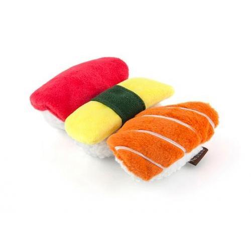 Pet Toy Plush International Classic Toy Sushi