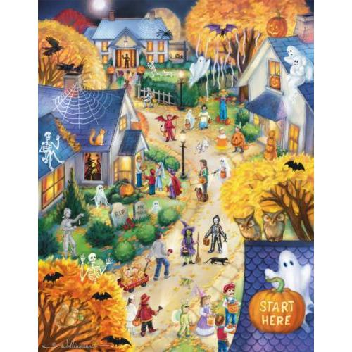 Calendar - Halloween Town Countdown To Halloween