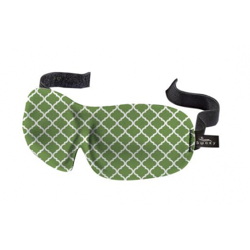 Sleep Mask 40 Blinks Garden Lattice